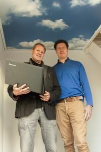 Kris Slootweg & Rob de Bruin